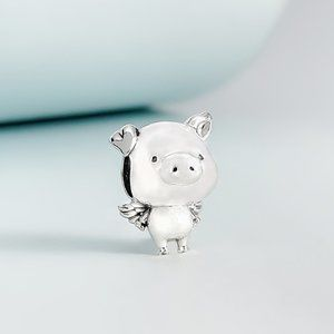 PANDORA Pippo the Flying Pig Charm
